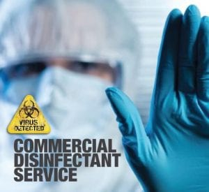 Coomercial Sanitizing Service