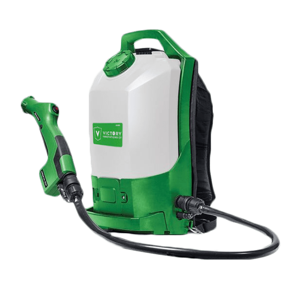 Sanitizing and Disinfecting Services, Electrostatic Equipment Victory Backpack