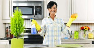 best apartment cleaning hacks