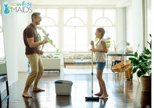 Spring Cleaning Tips | Ecoverde Maids