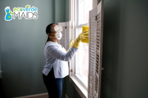 Cleaning Professional Female | Ecoverde Maids